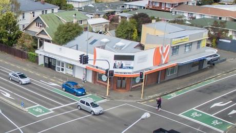 Cnr Fitzherbert Ave and College , Central