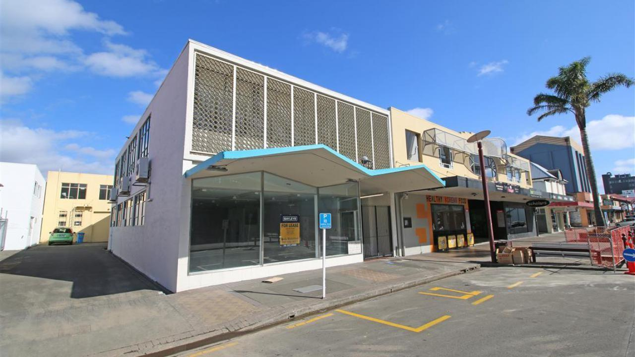 132 - 134 King Street, Palmerston North Cbd