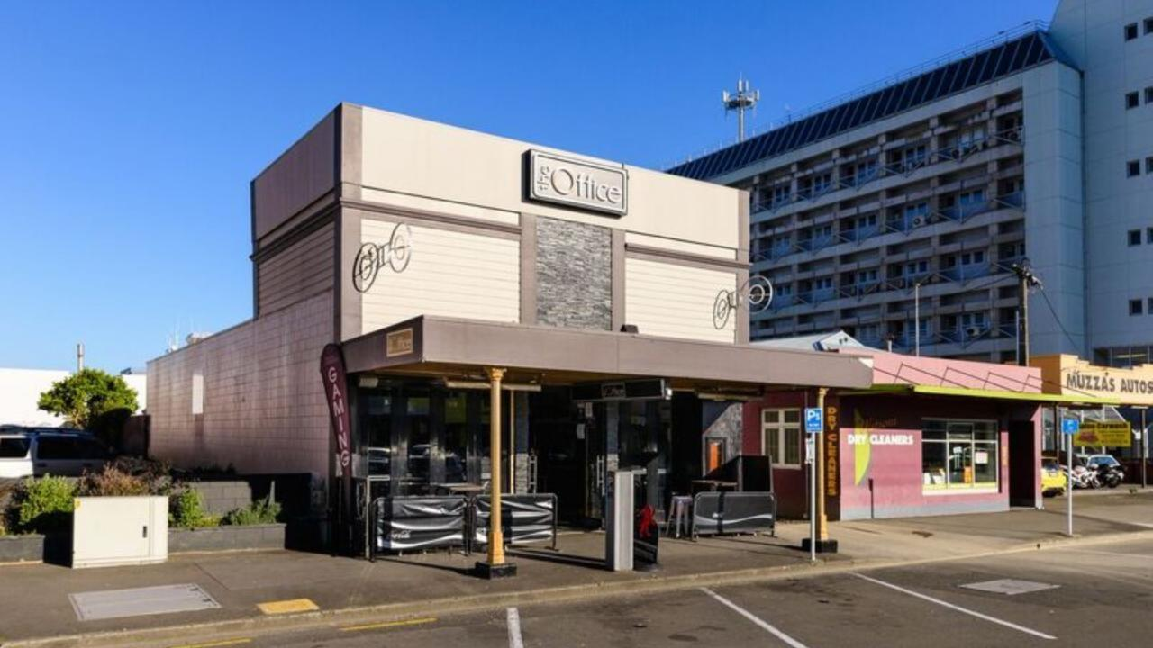 522 Main Street, Palmerston North