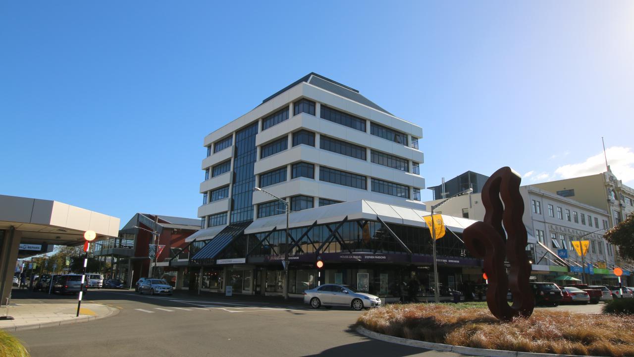 16-20 The Square, Palmerston North Cbd