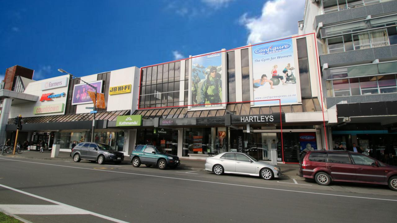 78 The Square , Palmerston North Cbd