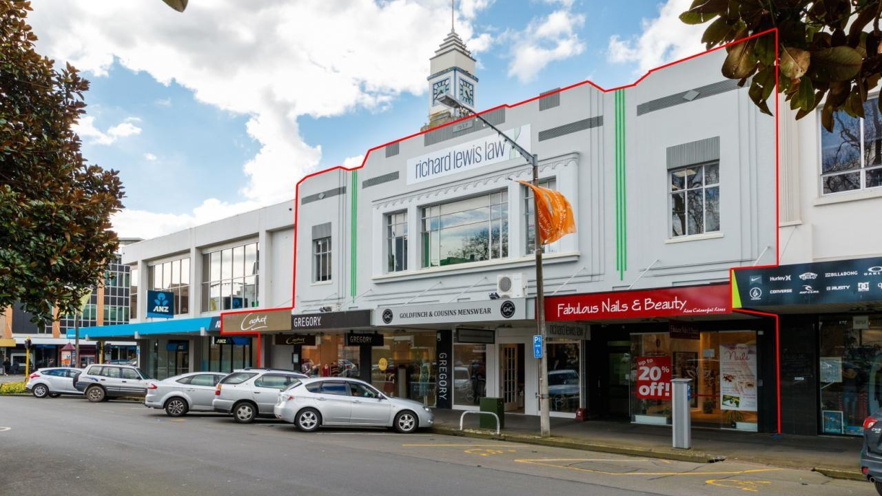 117-120 The Square, Palmerston North Cbd