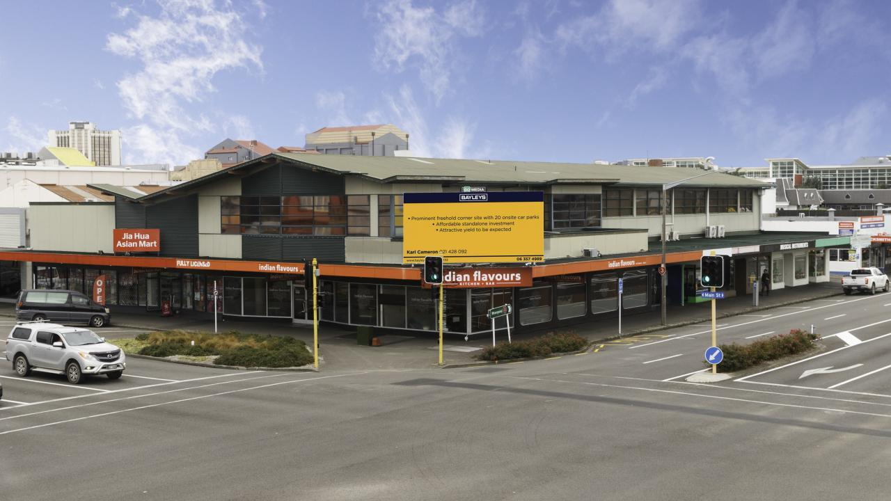 54-62 Princess Street, Palmerston North Cbd