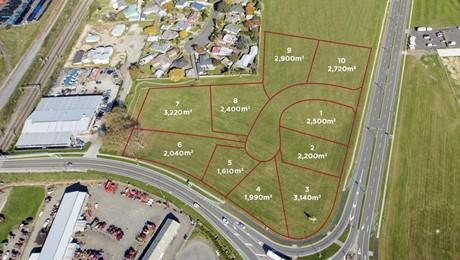 Lot 8 Airport Drive, Milson