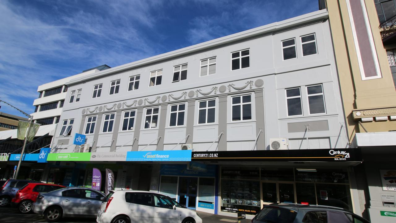 10-15 The Square , Palmerston North Cbd