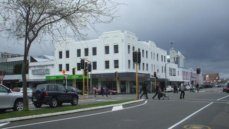 85 The Square, Palmerston North Cbd