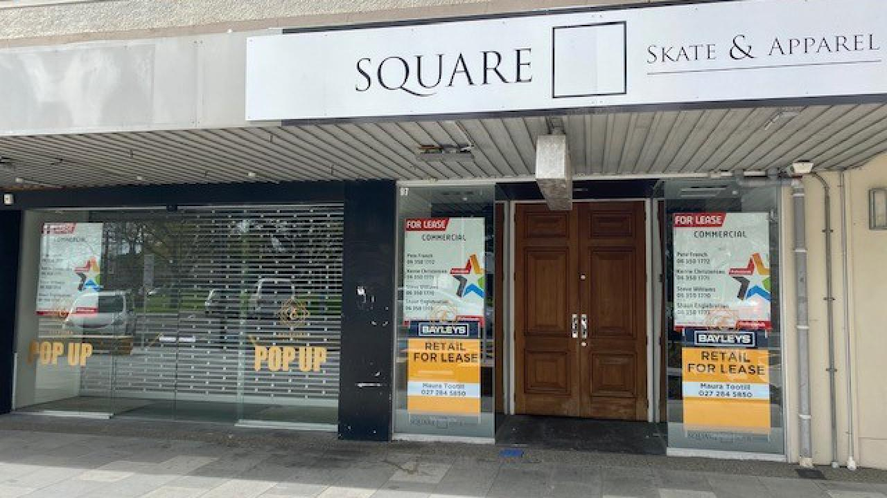 98 The Square, Palmerston North