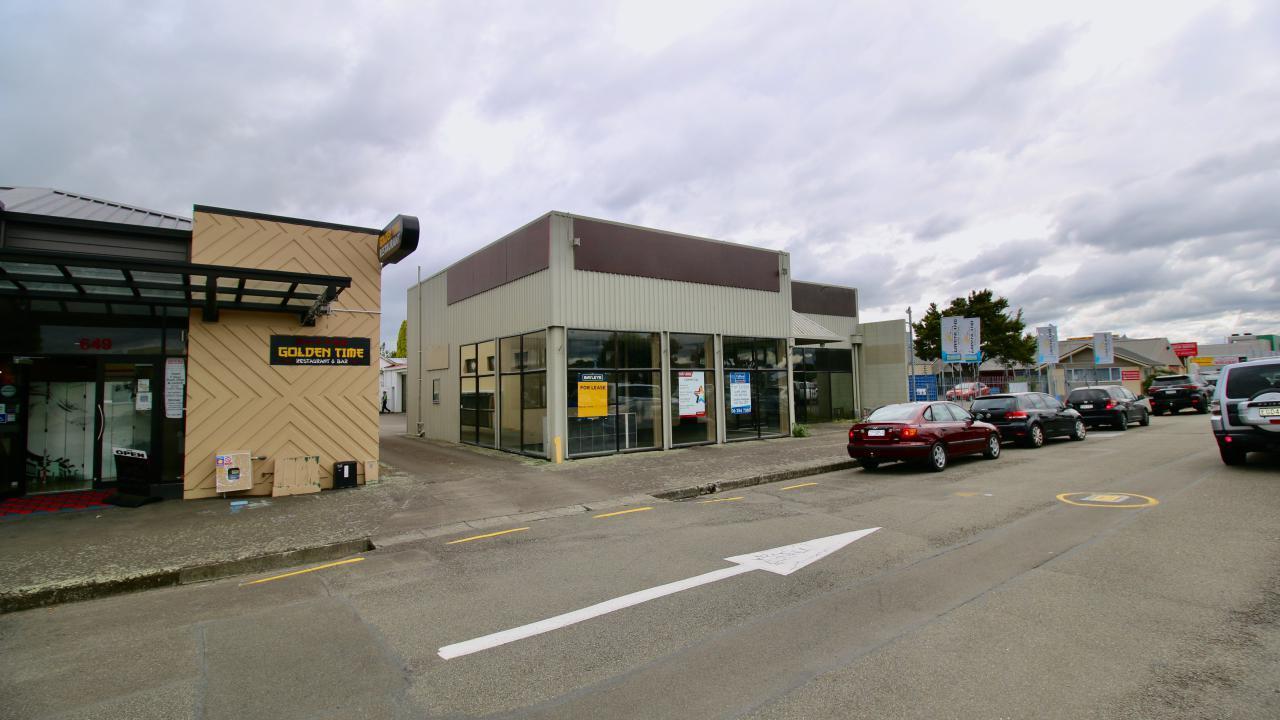 653 Main Street, Palmerston North