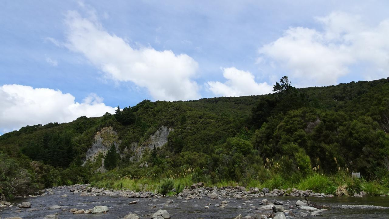 Putara Road, Eketahuna