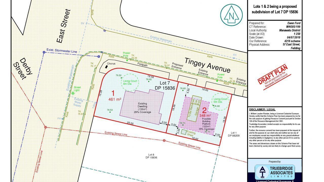 Lot 2 Tingey Avenue, Feilding