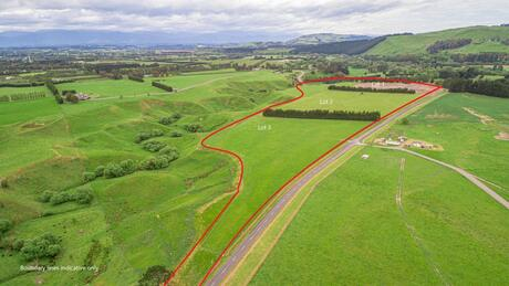 Hinakura Road, Martinborough