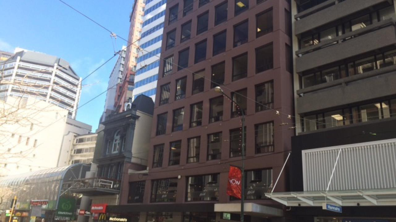 276 Lambton Quay, Wellington Central