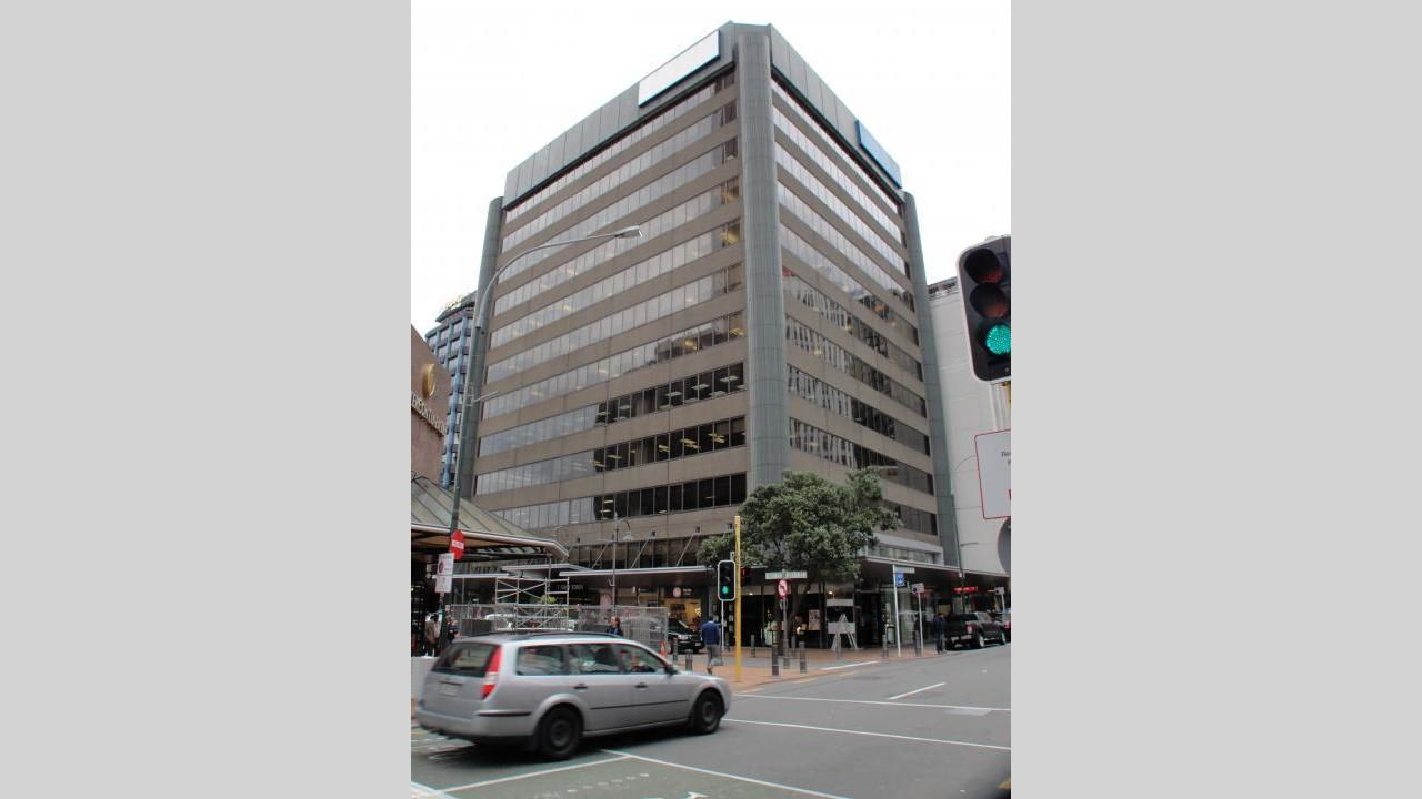 1 Grey Street, Wellington Central