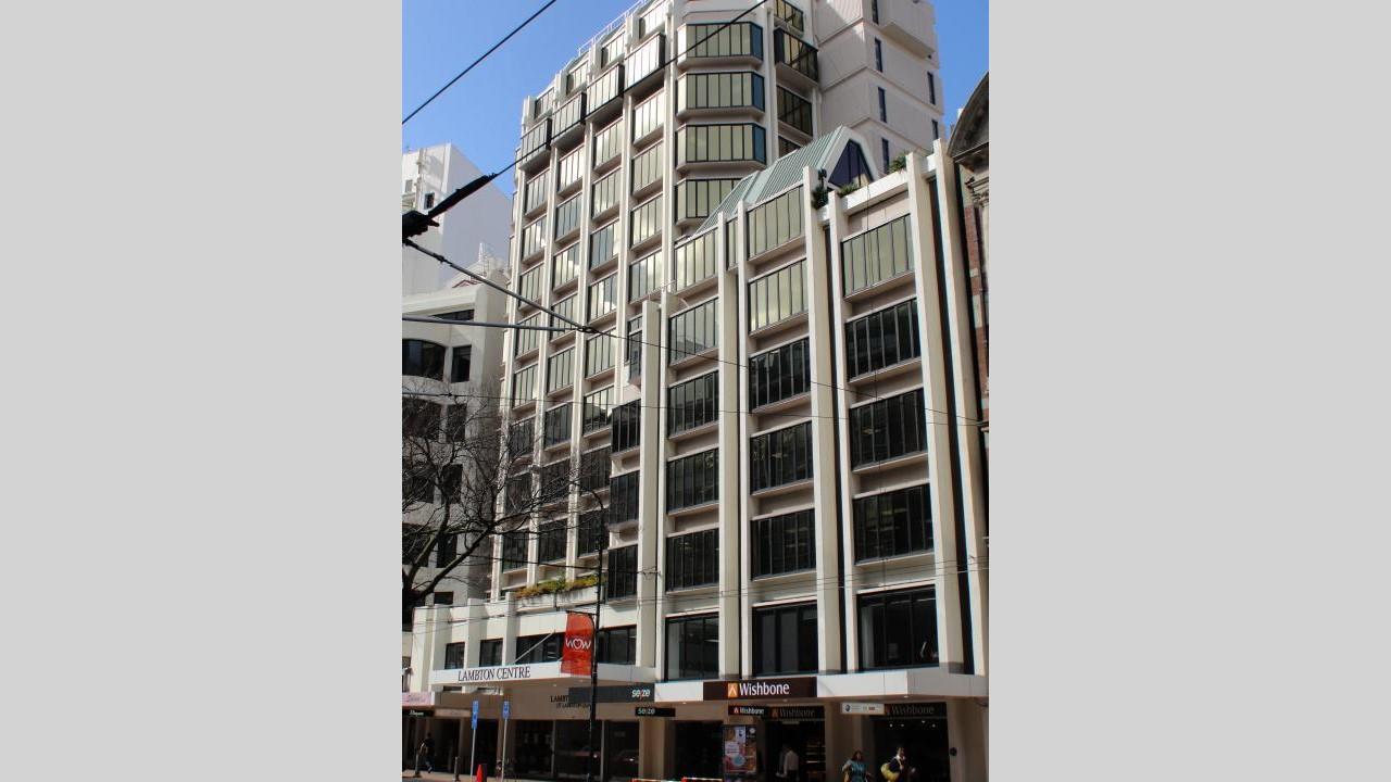 117 Lambton Quay, Wellington Central