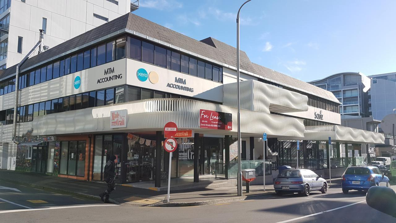 100 Tory Street , Wellington Central
