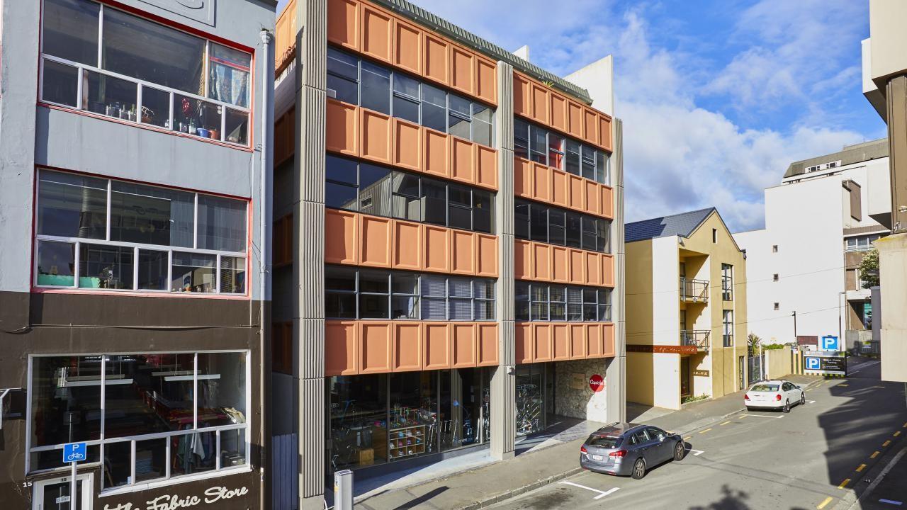 17-19 Garrett Street , Te Aro