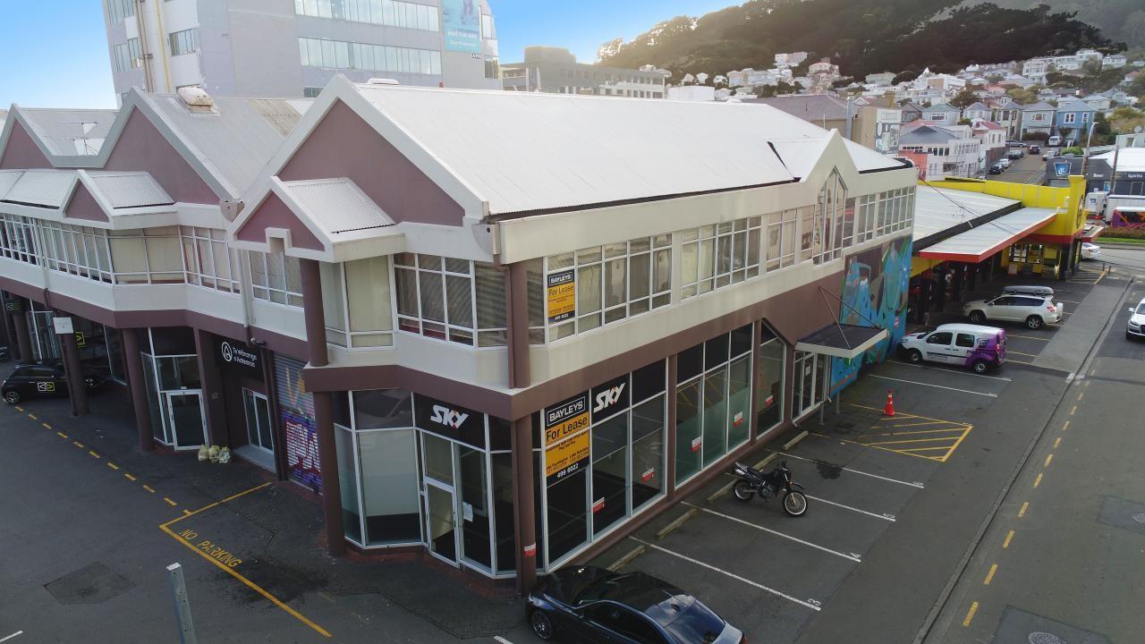 4 Tennyson Street , Te Aro
