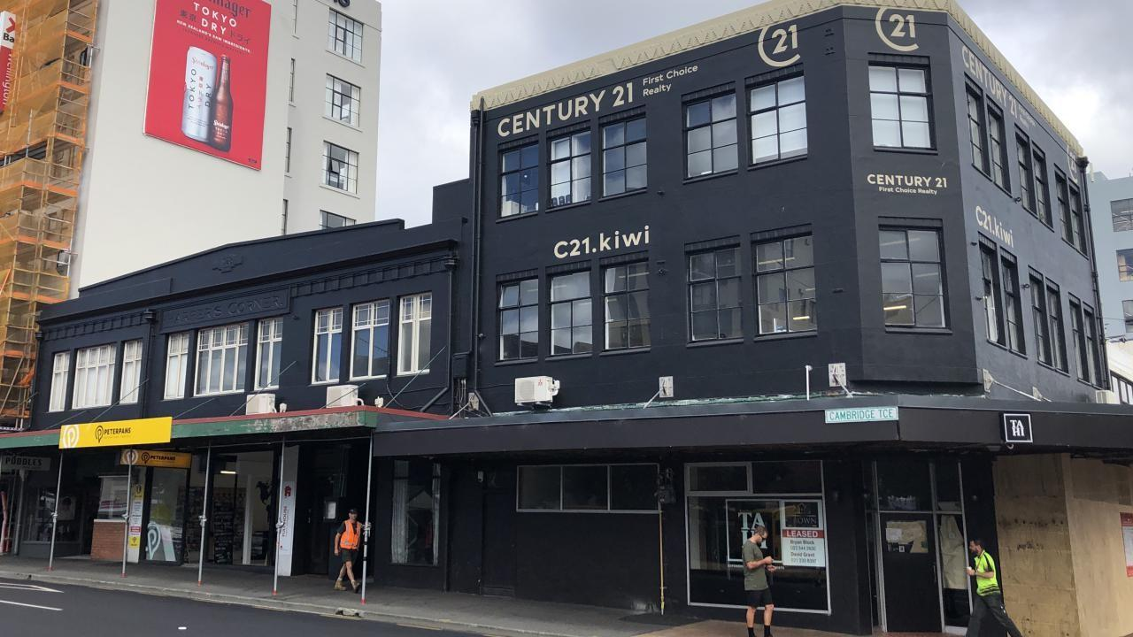15 Cambridge Terrace , Te Aro