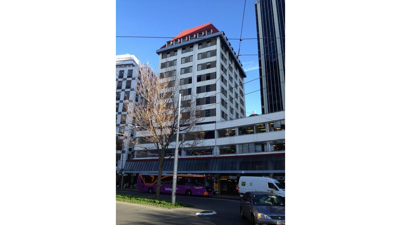 102-112 Lambton Quay, Wellington Central