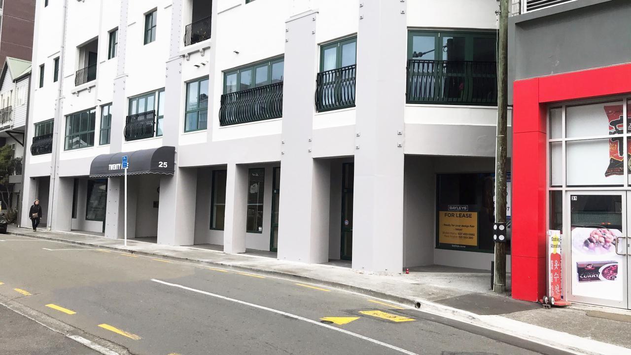 Unit 26/25 Tennyson Street , Te Aro