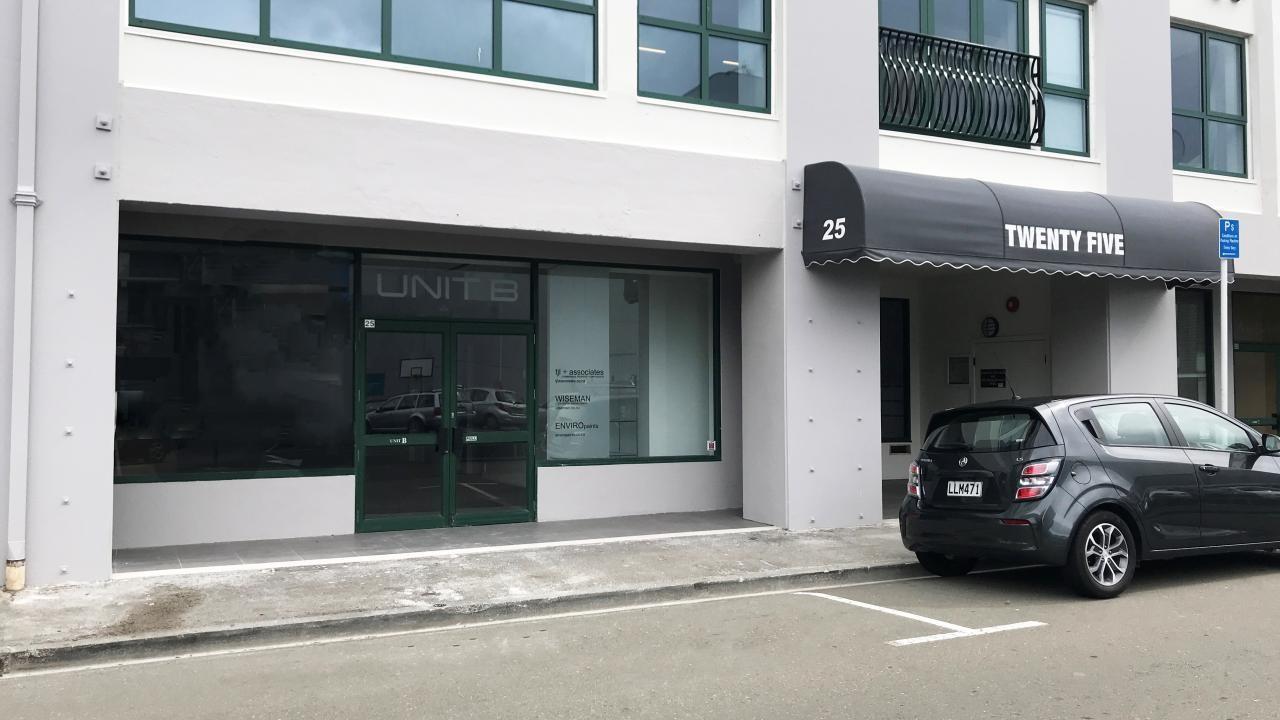 Unit 24/25 Tennyson Street , Te Aro