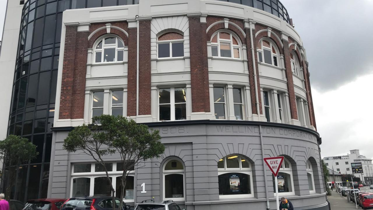 1 Thorndon Quay, Wellington Central