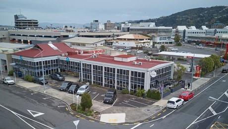 22 Kings Cres and Bloomfield Tce, Lower Hutt