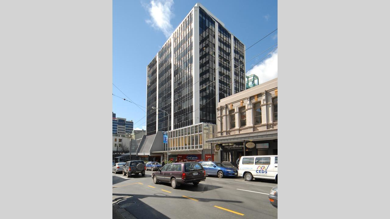 109-125 Willis Street, Wellington Central