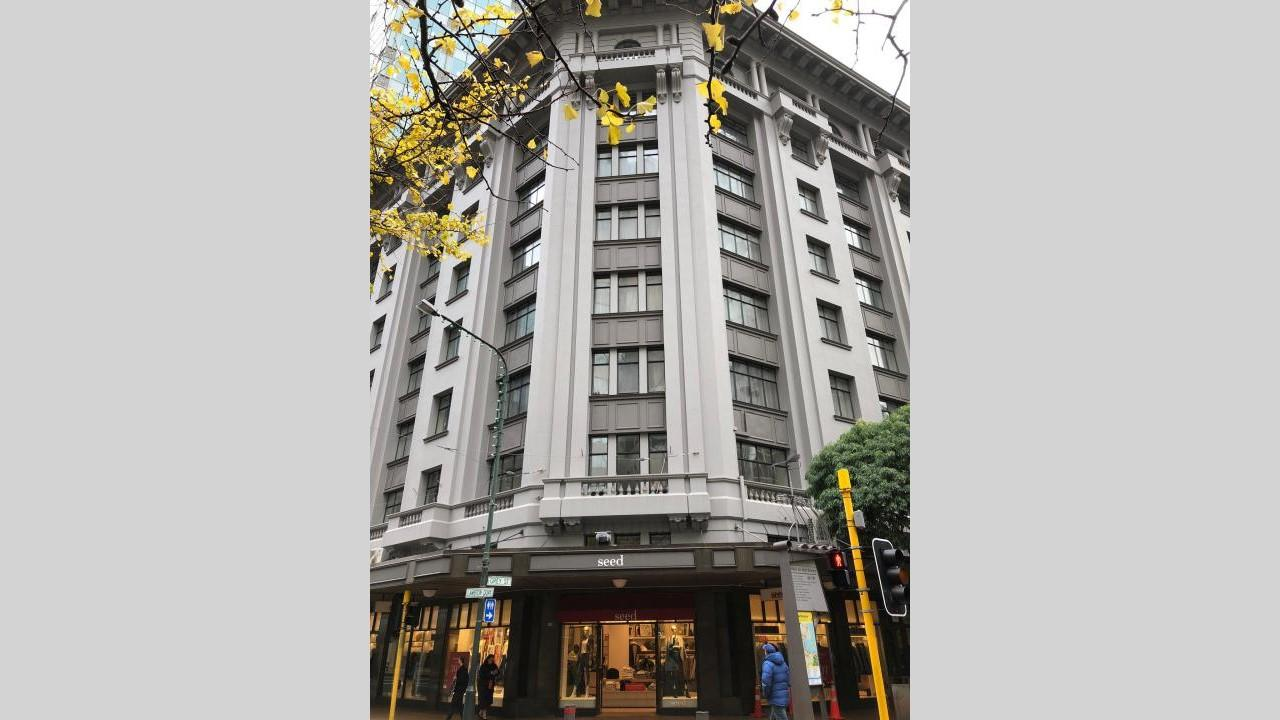 1/203 Lambton Quay, Wellington Central