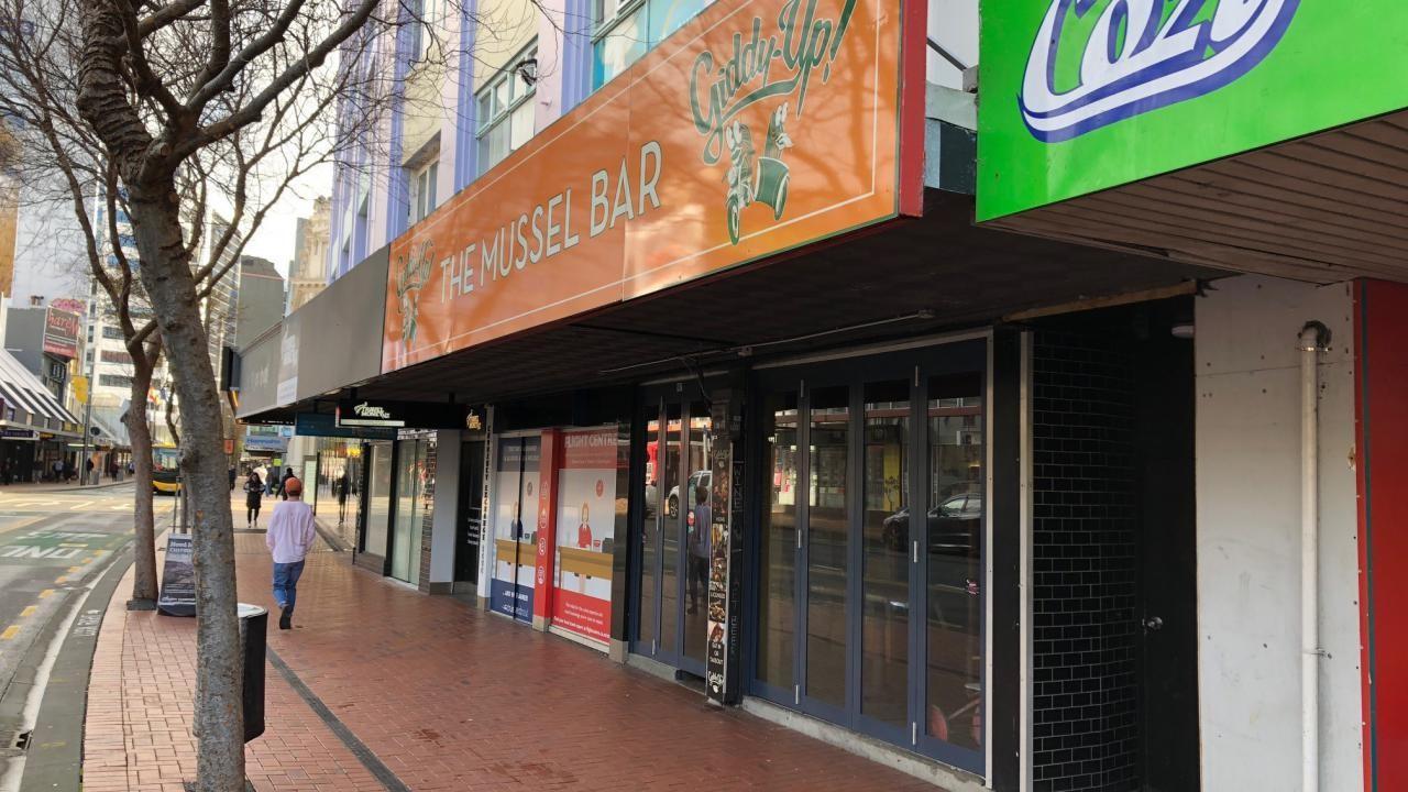 49 Cuba Street, Wellington Central