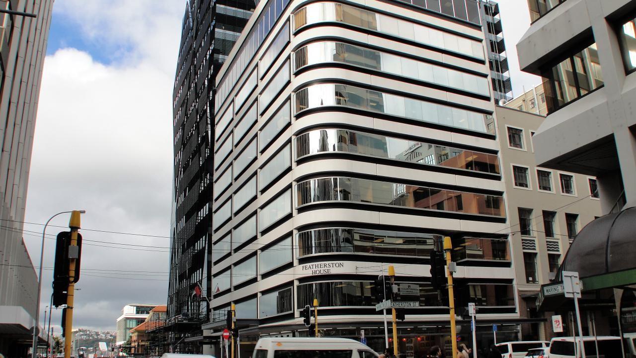 1 Featherston Street, Wellington Central