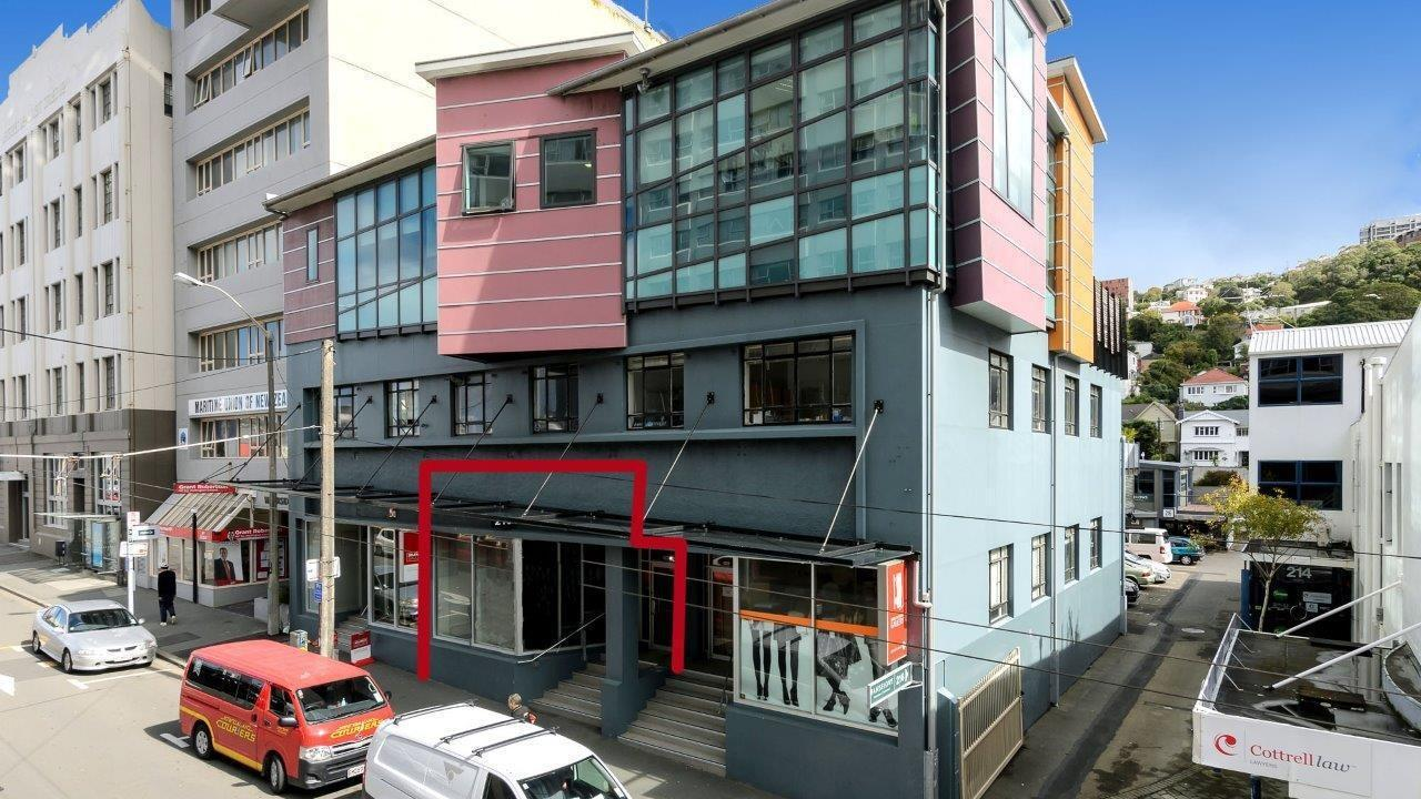 B/218 Willis Street, Wellington Central