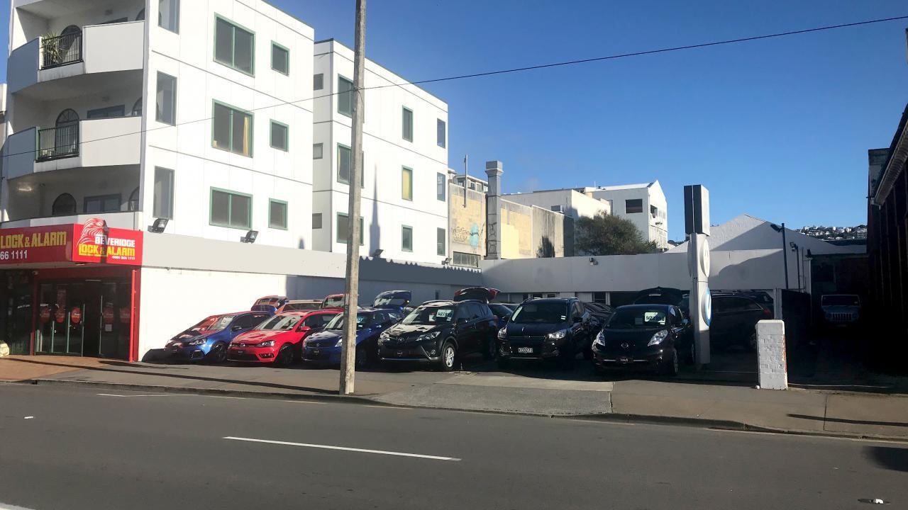 46 Cambridge Terrace, Te Aro