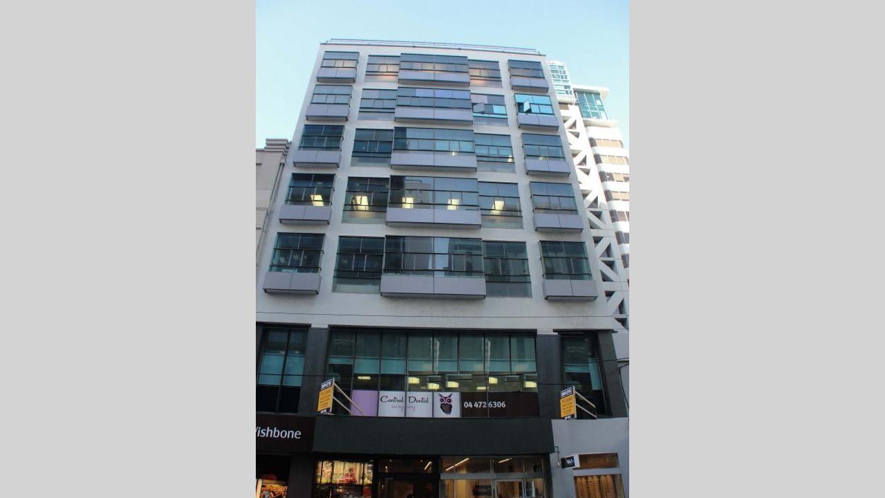 139 Featherston Street, Wellington Central