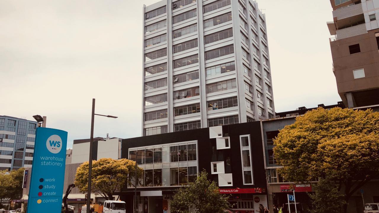 175 Victoria Street, Te Aro