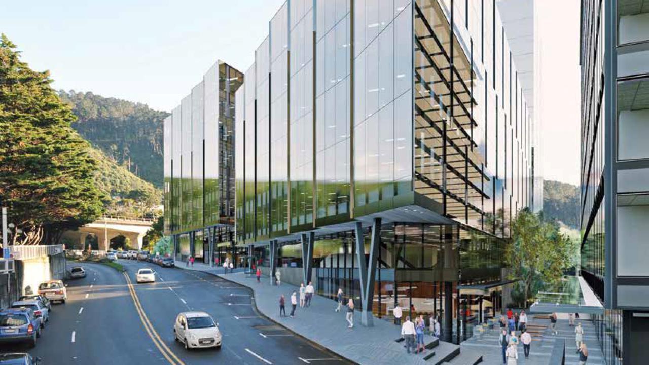 40-46 Bowen Street, Wellington Central