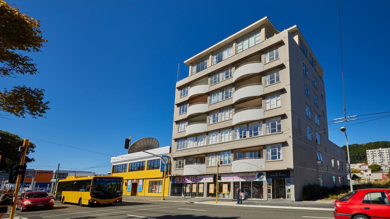 Unit 1, 80 Kent Terrace, Te Aro