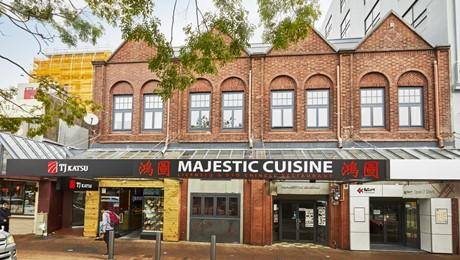 11A and 11B Courtenay Place, Te Aro