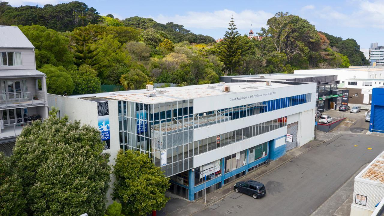4-8 Oxford Terrace, Mount Cook