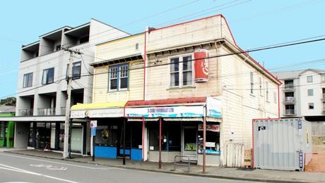 460 Adelaide Road, Berhampore