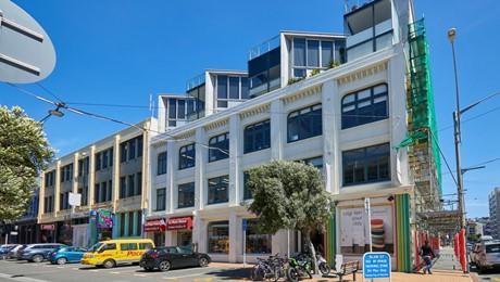 A, B, C/282 Wakefield Street, Te Aro