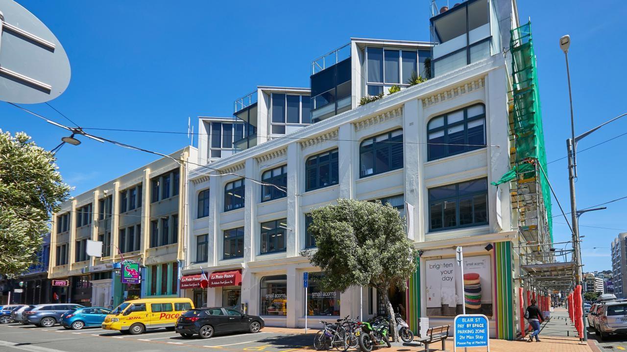 C/282 Wakefield Street, Te Aro