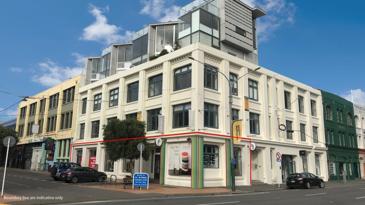 Part of A/276-284 Wakefield Street, Te Aro