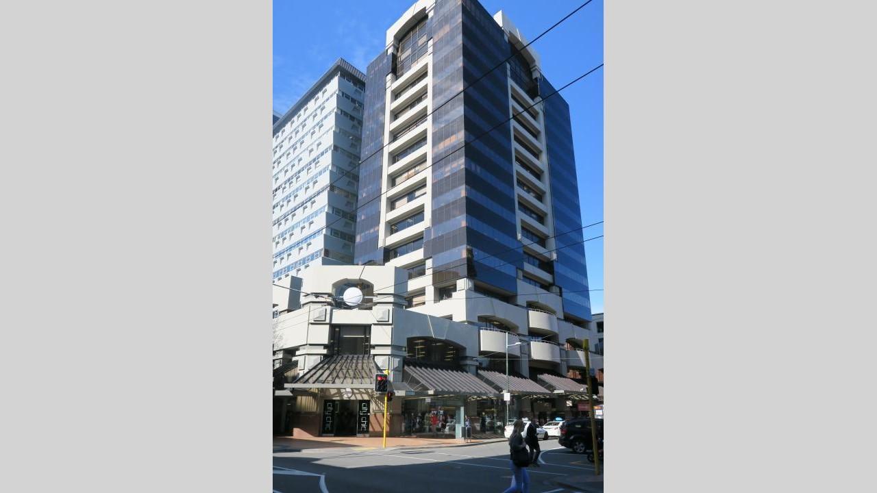 Level 6, 40 Mercer Street, Wellington Central