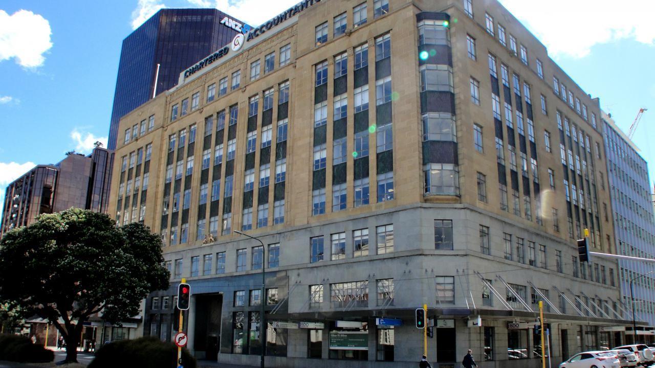 50 Customhouse Quay, Wellington Central