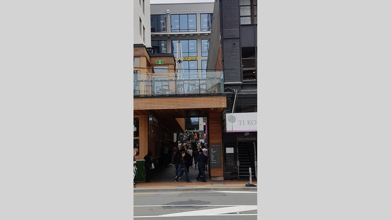 80 Willis Street, Wellington Central