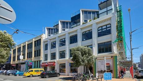 Unit A and B/282 Wakefield Street, Te Aro