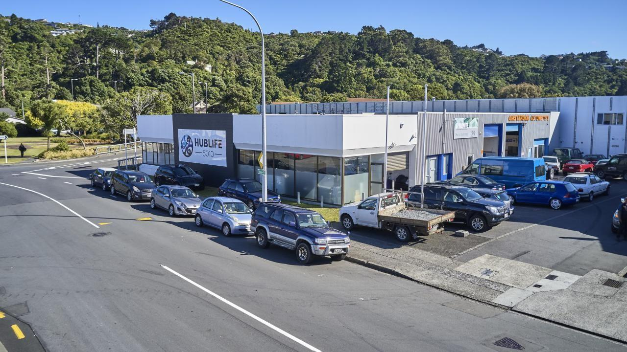 29-33 Bridge Street, Lower Hutt