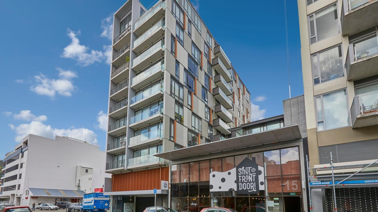 Unit 3B, 15 College Street, Te Aro