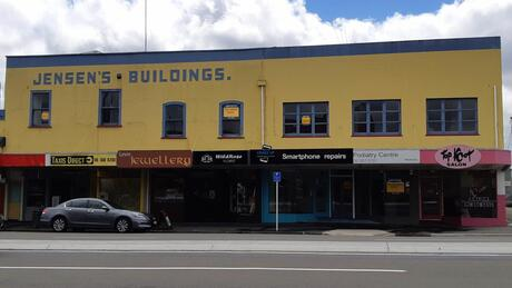 515 Queen Street/232 Oxford Street, Levin